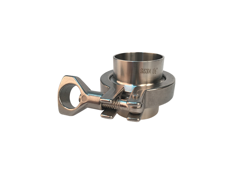 Комплектующие для самогона Соединение CLAMP 1,5 дюйма в сборе 10093_P_1498827782186.jpg