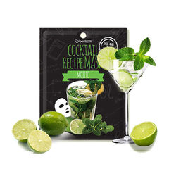 БР Маска для лица Cocktail Recipe Mask - Mojito 20гр (10702070/180719/0137806)