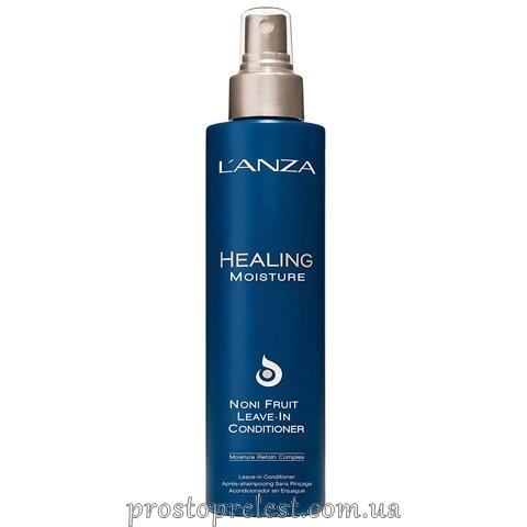 L'anza Healing Moisture Noni Fruit Leave-In Conditioner - Незмиваючий зволожуючий кондиціонер