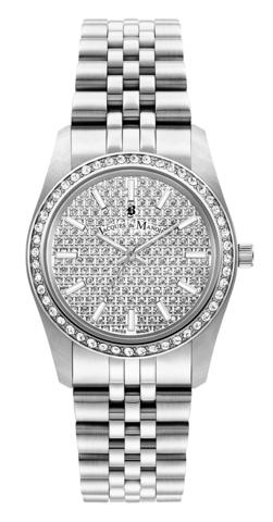 Часы женские Jacques Du Manoir JWL01101