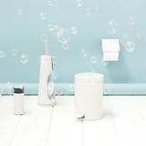 Туалетный ершик с держателем, артикул 414664, производитель - Brabantia, фото 3