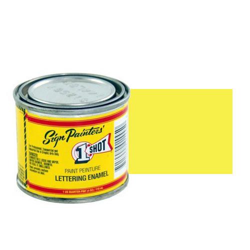 Эмали для пинстрайпинга Эмаль для пинстрапинга 1 Shot Желтый первоцвет (Primrose Yellow), 118 мл PrimroseYellow.jpg