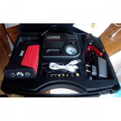 Зарядное пусковое устройство XPX X9 16800 mAh для автомобиля