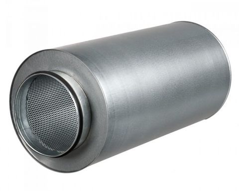 Шумоглушитель жесткий Dvs SAR 125/600