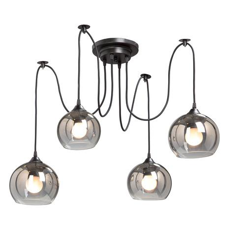 Люстра Паук 4 лампы V4289