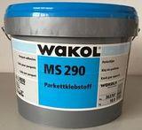 WAKOL MS 290 (18 кг) однокомпонентный паркетный клей ( МС полимеры) Германия