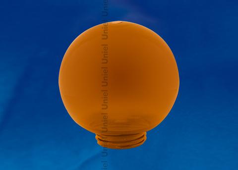 UFP-R200A BRONZE Рассеиватель в форме шара для садово-парковых светильников. Диаметр - 200мм. Тип соединения с крепежным элементом - резьбовой. Материал - САН-пластик. Цвет - бронзовый. Упаковка - 4 шт. в групповой картонной коробке.
