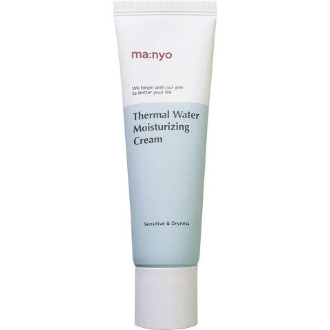 Купить Manyo Factory TERMAL WATER MOISTURAZING CREAM(туба) - Базовый увлажняющий крем с родниковой водой(туба)