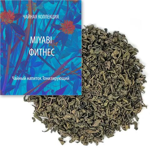 Чайный напиток Miyabi ФИТНЕС