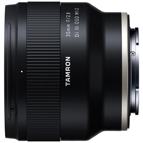 Объектив Tamron 35mm F/2.8 Di купить в интернет-магазине Sony Centre