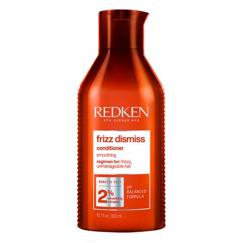 REDKEN FRIZZ DISMISS кондиционер для гладкости и дисциплины волос 300 мл