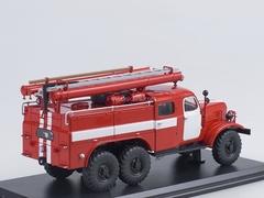 ZIL-157K PMZ-27 Fire Engine 1:43 Start Scale Models (SSM)