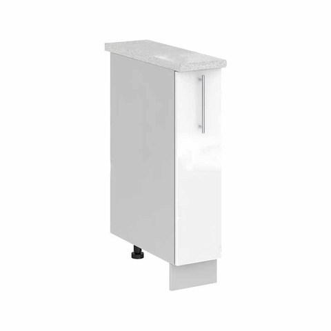Кухня Капля 3D Шкаф нижний бутылочница СБ 200