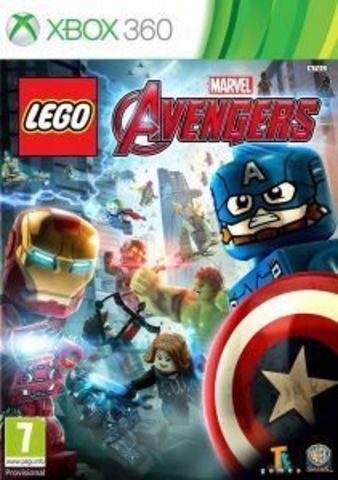 LEGO: Marvel Мстители (Xbox 360, русские субтитры)
