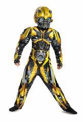 Детский костюм трансформера Бамблби