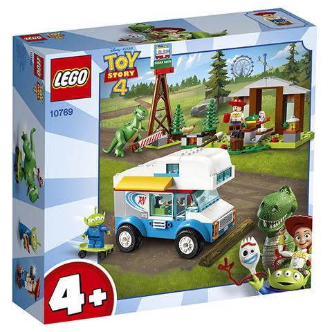 LEGO Toy Story: Весёлый отпуск 10769 — RV Vacation — Лего История игрушек Той стори
