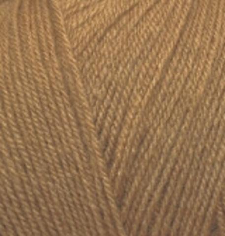 Пряжа Superlana TIG (Alize) 499 светло-бежевый, фото