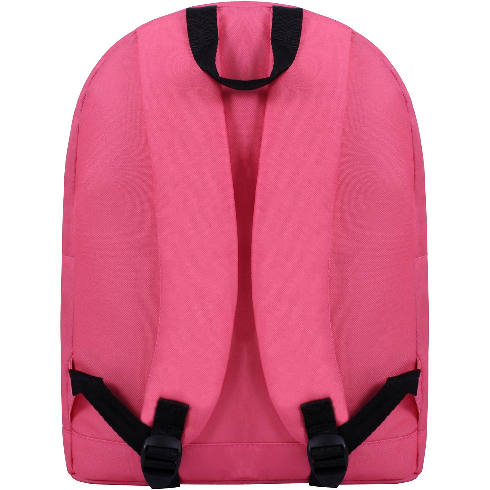 Рюкзак Bagland Молодежный W/R 17 л. Розовый (00533664 Ш) фото 7