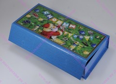 Коробка на 3 ёлочных игрушки