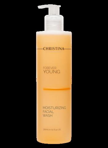Сhristina  Увлажняющий гель для умывания | Forever Young Moisturizing Facial Wash