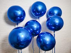 Фольгированный шар сфера 45 см