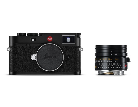Leica M10 kit Summicron-M 28mm f/2.0 ASPH Black