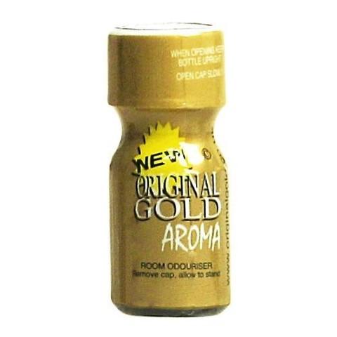 Попперс Original Gold возбуждающее средство для двоих 10 мл