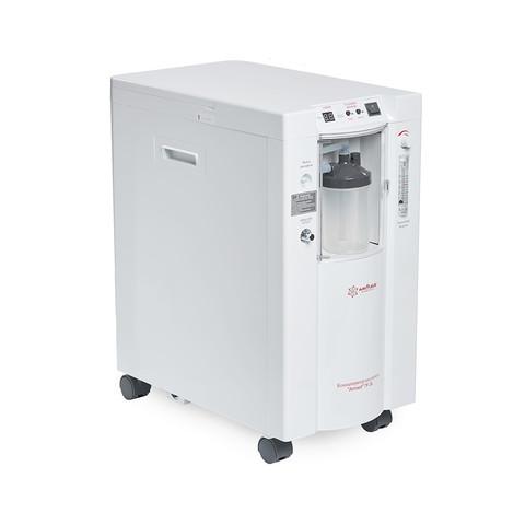 Концентратор кислорода с выходом для ингаляций 7F-3L - фото