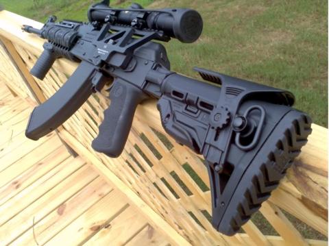 Армированная буферная трубка - RBT-K47, FAB Defense