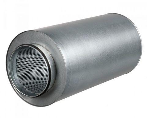 Шумоглушитель жесткий Dvs SAR 160/600
