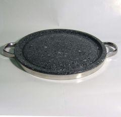 Каменная круглая жаровня YS-0630A