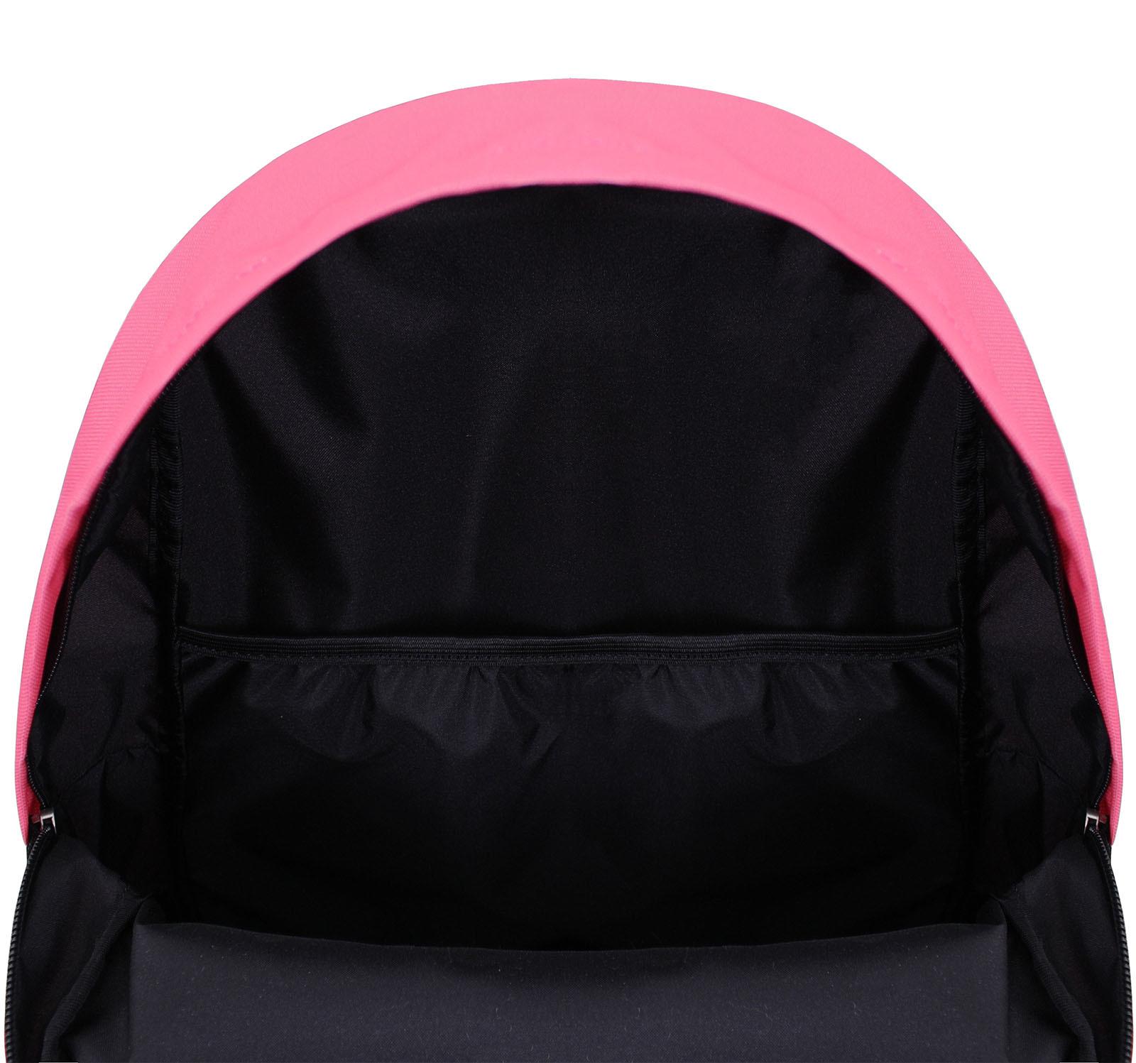 Рюкзак Bagland Молодежный W/R 17 л. Розовый (00533664 Ш) фото 8