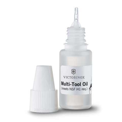Масло смазочное Victorinox Multi-Tool Oil, 10ml, Blister, Blisterverpackung
