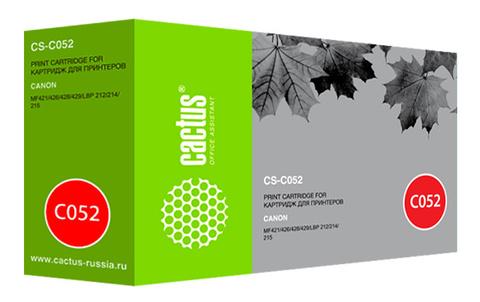Картридж Cactus CS-C052