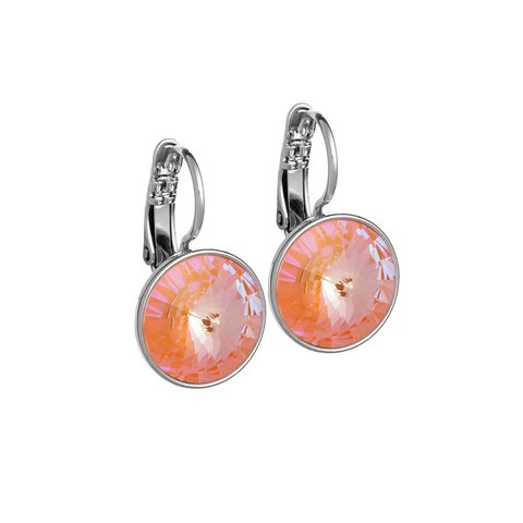 Серьги Peach Delite A1903.6 R/S