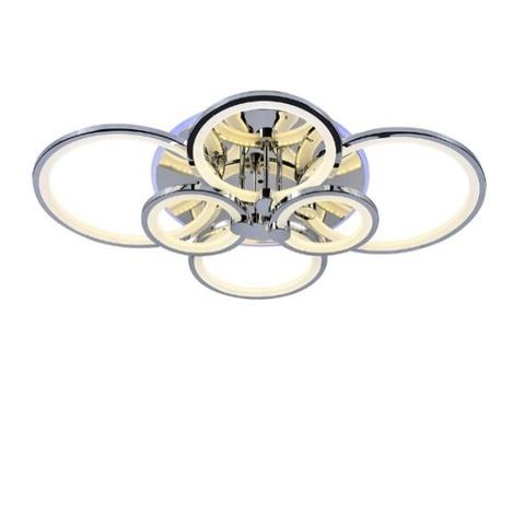 Потолочная светодиодная люстра CX-8067/4+2 CR ML