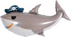 К Фигура, Акула Пират (повязка), 36