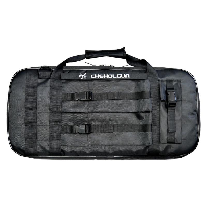 Купить Оружейный кейс МСО-065 для Вепрь-12 (ВПО-205-03) в сложенном виде и других (l=65см, МОЛОТ)