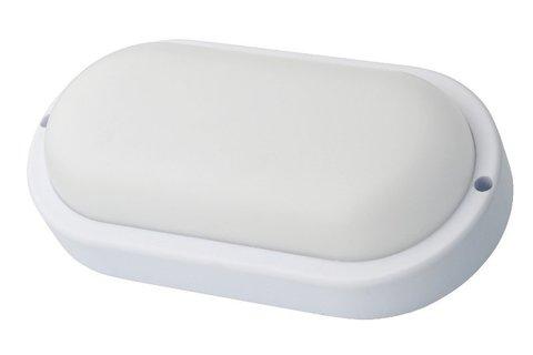 Светодиодный влагозащищенный светильник с акустическим датчиком UltraFlash LBF-0401S CO1 (IP54)