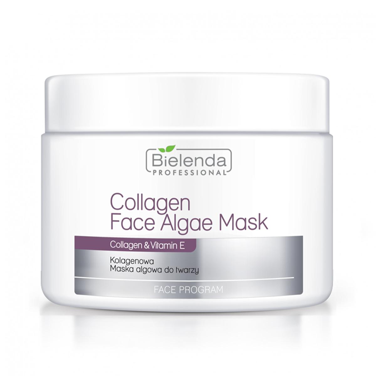 Algae mask Коллагеновая альгинатная маска для лица, 190 г.