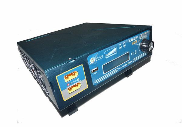 Блок питания VistPower 100/240В 12-24V 60A 1200Вт для зарядного устройства