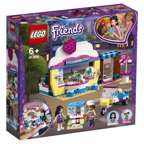 LEGO Friends: Кондитерская Оливии 41366 — Olivia's Cupcake Cafe — Лего Френдз Друзья Подружки