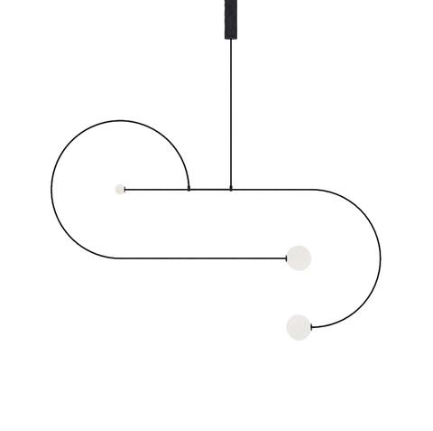 Подвесной светильник Mobile Chandelier 13 by Michael Anastassiades