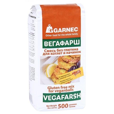 """Смесь для приготовления вегетарианских котлет """"Вегафарш"""" Гарнец, 500г"""