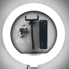 Кольцевая лампа 32 см со штативом и пультом ду Ring Fill Light
