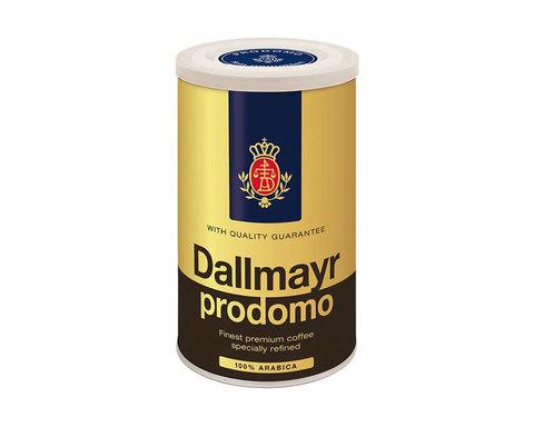 купить Кофе молотый Dallmayr Prodomo, 250 г ж/б