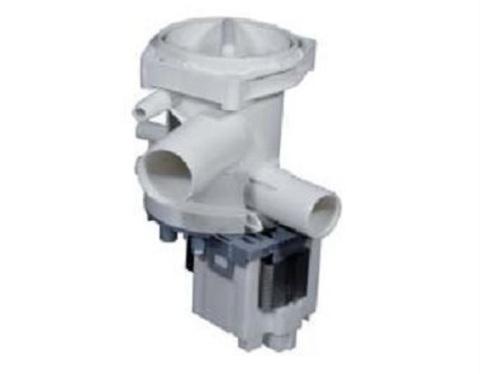 Насос Askoll  34w стиральной машины BOSCH WFF1200 в сборе с улиткой зам. 141326,144487