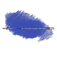 Карандаш художественный акварельный MONDELUZ, цвет 17 кобальт синий