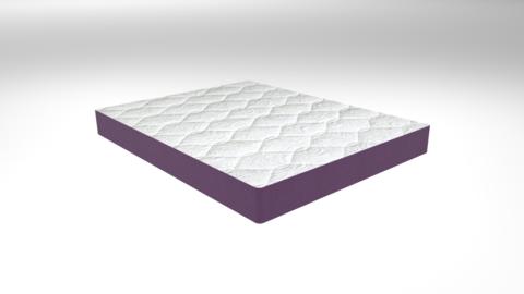 При выборе матраса с обивкой в цвет кровати - матрас можно выбрать только модель TRITONE 2