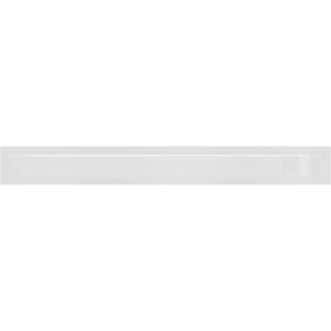 Люфт Белый LUFT/6/60/B (60x600мм)